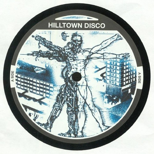 No Souls Below The Radar [HillTownDisco HIL005]