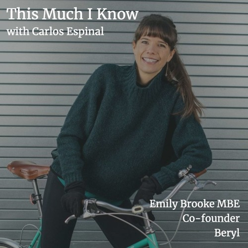 Emily Brooke, Co-founder of Beryl, on building a purpose-driven business