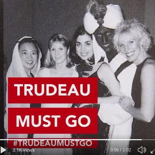 Federal Election 2019 #TrudeauMustGo