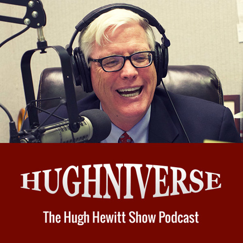Hugh Hewitt interviews LETHAL AGENT author Kyle Mills