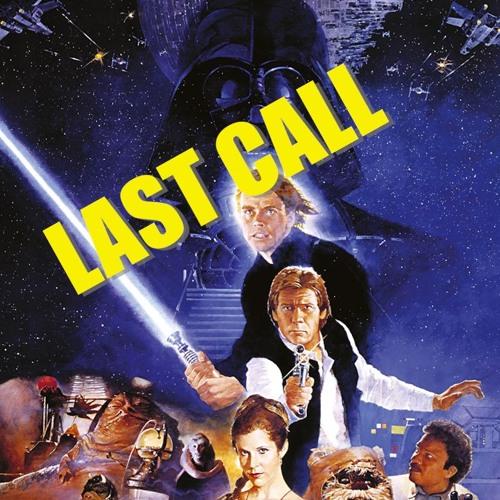 Star Wars: Return Of The Jedi | The Last Call Podcast