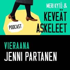 1. Meri Kytö & Keveät askeleet: vieraana Jenni Partanen