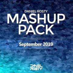 Daniel Rosty Mashup Pack - September 2019