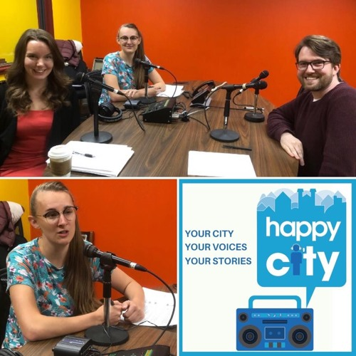 Happy City Radio - Season 2 Episode 1 - Sustainability and the Federal Election
