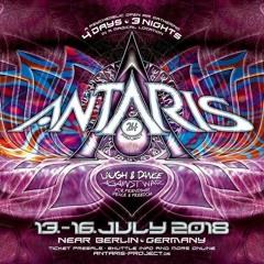 Antaris Festival Alternative Stage Set