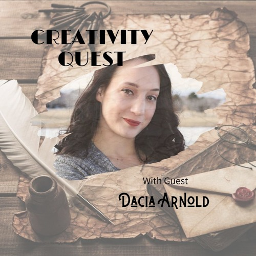 Mindset, marketing, and the art of borrowing ideas with author Dacia Arnold