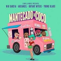 Cover mp3 Mantecado De Coco Arcangel x Bryant Myers x Nio Garcia x Young Blade