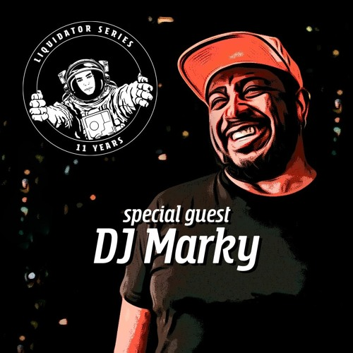Liquidator Series 11 Years Special Guest DJ Marky September 2019