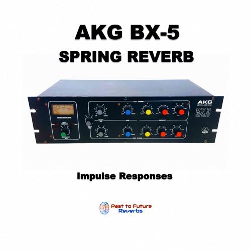AKG BX - 5 SPRING REVERB DEMO