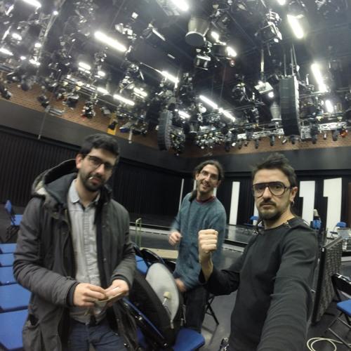 Die Parzæros Live @ SR Radio