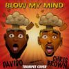 Download Davido ft Chris Brown - Blow My Mind (Trumpet Cover) [Prod.by DJ CJ] Mp3