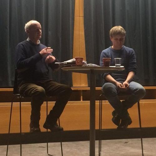 Episode 6: To filosofer presenterer hverandres syn: Ole Martin Moen og Arne Johan Vetlesen