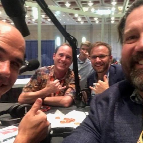 125 - SPI NASEW 2019 in Salt Lake City - Suncast Media Podcast Lounge Daily Roundup