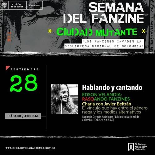 Entrevista a Camilo Páez,colecciones Biblioteca Nacional. Al fin de semana RCN RADIO