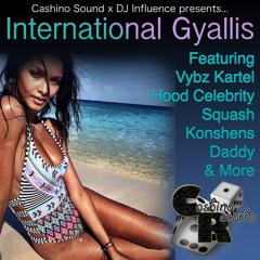 Cashino Sound - International Gyallis