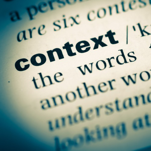 The Importance of Karmic Context