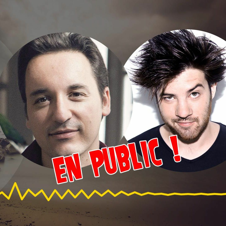 Le procès du siècle - EN PUBLIC (Patrick Baud & Raphaël Descraques)