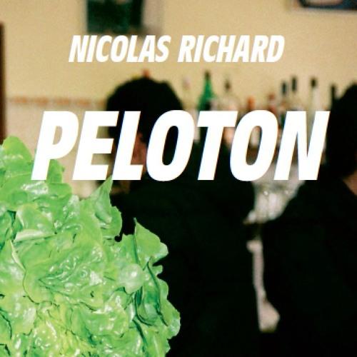 Lecture de Peloton par Nicolas Richard (Supernova éd. Collection Dans le vif)