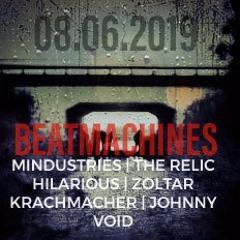 JohnnyVoid BeatmachinesPuurNatuur 2019 - 06 - 08