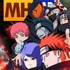 AKATSUKI (Naruto) GANG REAL Style Trap MHRAP [Prod. Ihaksi]