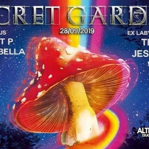 Secret Garden 28.09.19