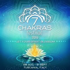 7 Chakras festival 2019 - Solar Stage