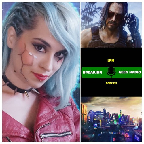 The Madqueen Interview   Breaking Geek Radio: The Podcast