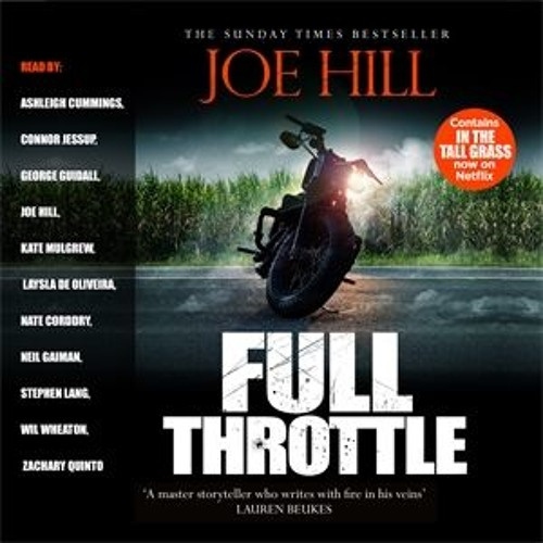 THROTTLE - FULL THROTTLE by Joe Hill