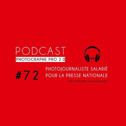 Philippe de Poulpiquet, photojournaliste en CDI ça existe !