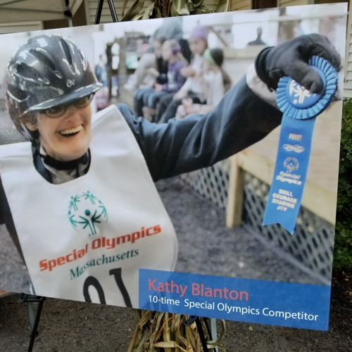 """Thousand watt smile"": Honoring the life of a special olympian at Windrush Farm"