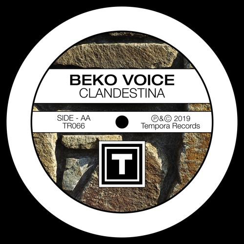Beko Voice - Clandestine (Original Mix) TEASER