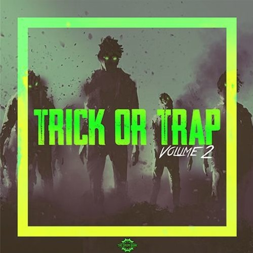 TheDrumBank Trick Or Trap Volume 2 WAV MiDi-DISCOVER