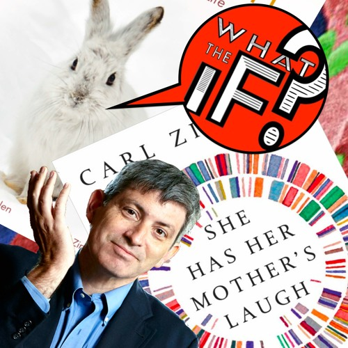 Let's CRISPR with Carl ZIMMER!