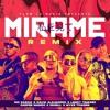 Nio García Rauw Alejandro Lenny Tavarez Darell Myke Towers Casper Mágico - Mírame Remix- Deejay Jc - Portada del disco