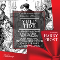 """YULETIDE, """"Homespun For The Holidays""""  by J. Marie Croft, cut 2"""