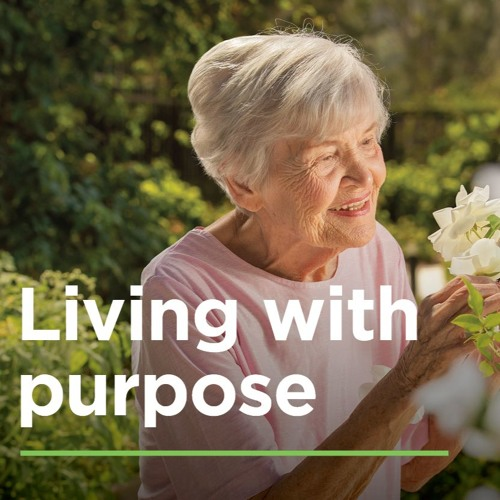 Carinity Aged Care - Living with purpose