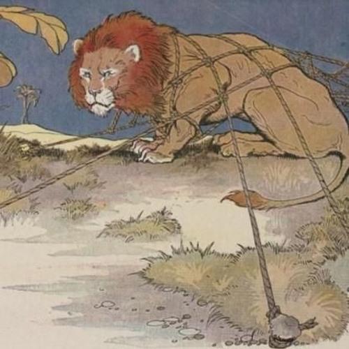 قصة الاسد والفأر - the lion and the mouse story