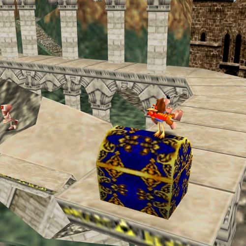 Overworld - Banjo-Kazooie - Smash Bros. Temple