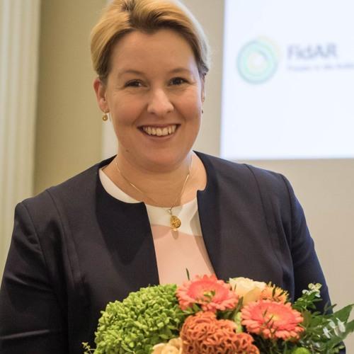 Dr. Franziska Giffey - FidAR Forum