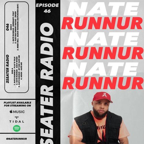 2SEATER Radio Episode 46 (NATE RUNNUR)