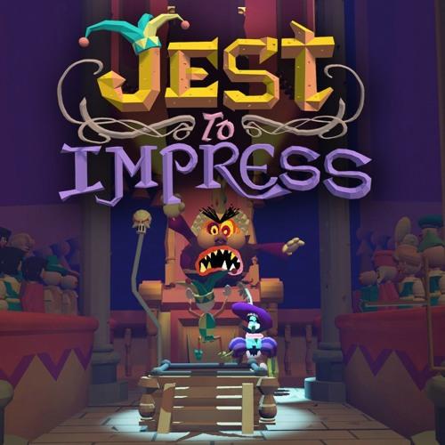 Jest To Impress Music - From Cartoon Network's Journeys VR!
