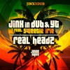 Jinx In Dub & YT Ft Sweetie Irie - Real Headz - D&B Mix - CLIP