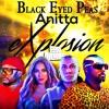 Black Eyed Peas & Anitta - 🎇 eXplosion 🎇 DJ FUri DRUMS eXtended Club Remix  FREE Portada del disco
