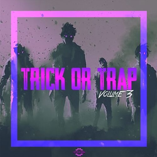 TheDrumBank Trick Or Trap Volume 3 WAV MiDi-DISCOVER