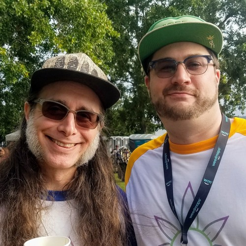 Gregory Foster at Seattle Hempfest, 2019