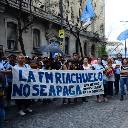 LA FM RIACHUELO NO SE APAGA: UNA VICTORIA DE LA UNIDAD Y LA LUCHA