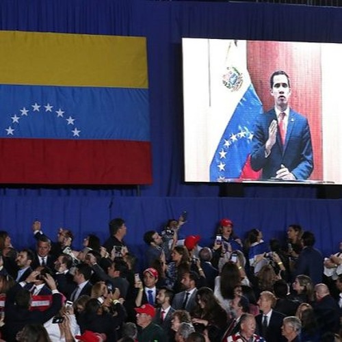 Desde 2017, Estados Unidos já doaram R$ 2,3 bilhões à oposição venezuelana
