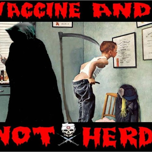 'VACCINE AND NOT HEARD W/ RONNIE MCMULLEN' – October 01, 2019