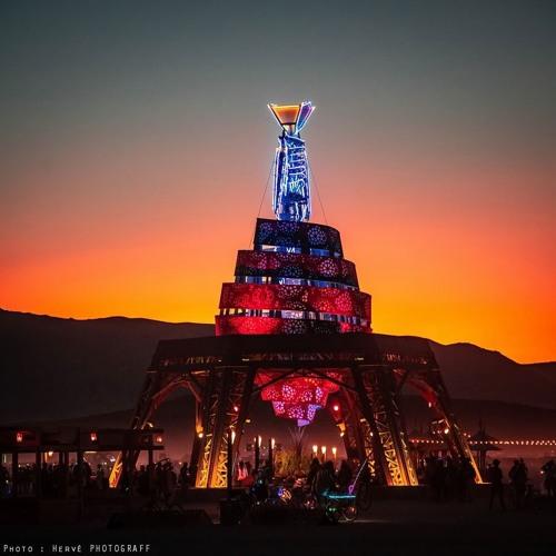 DJ Echoes - Shouting Fire Burning Man Radio - N°6 - Nov2019