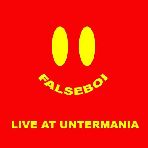 FALSEBOI (SHYBOI B2B False Witness) LIVE AT UNTERMANIA